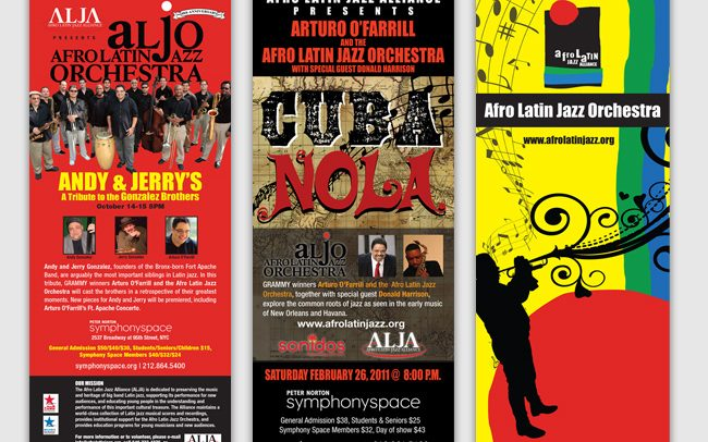 Portfolio: Afro Latin Jazz Orchestra